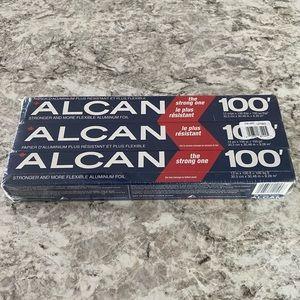 Alcan Tinfoil